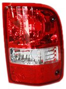 Ford Marker Ranger Side (TYC 11-6291-01 Ford Ranger Passenger Side Replacement Tail Light Assembly)