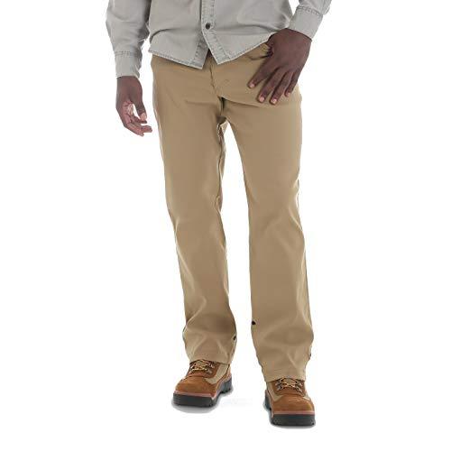 Wrangler Men's Outdoor Stretch Nylon Utility Pants - Fawn (40 X 30)