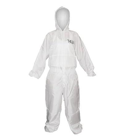 NiNeKa T4 W Traje Mono Traje de protección Pintor Blanco ...