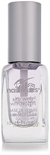 Nailtiques Protein Nail Lacquer Base Wear.33 Ounce