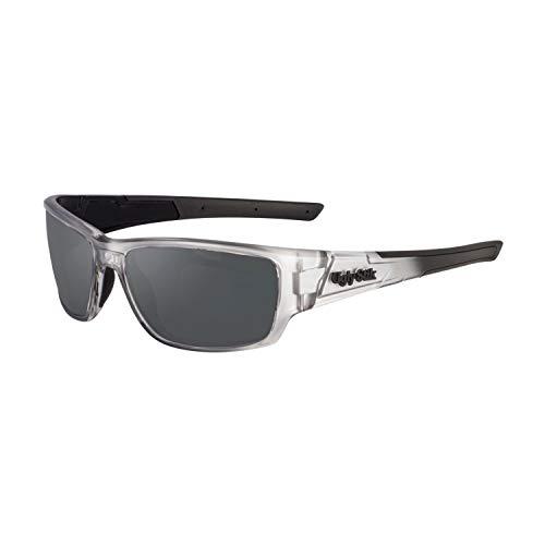 Shakespeare Ugly Stikusk011 Sunglasses Ugly Stik Usk011 Polarized Fishing Sunglasses, Silver/Smoke