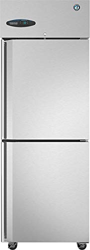 Hoshizaki CR1S-HS, 2 Door, 22.8 cu ft Half-Door Reach-In Refrigerator