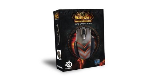 steelseries cataclysm mmo gaming mouse software