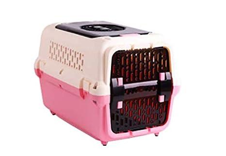Lppanian Transportin Perro Caja De Aire para Mascotas Gato Jaula ...