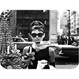 Price comparison product image New Breakfast at Tiffany's Audrey Hepburn Custom Design Cool Gaming Mousepd Mouse Pad Mat