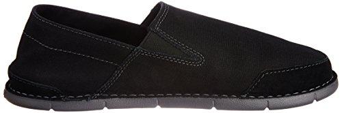 Crocs Crocs Cabo - Mocasines para hombre Nero (Black/Graphite)