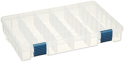 Storage Box With Adjustable
