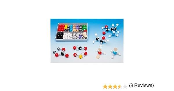 Student Molecular Modeling Kit: Molecules Kit: Amazon.com ...