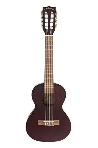 Kala Makala 8-String Tenor - Natural Mahogany