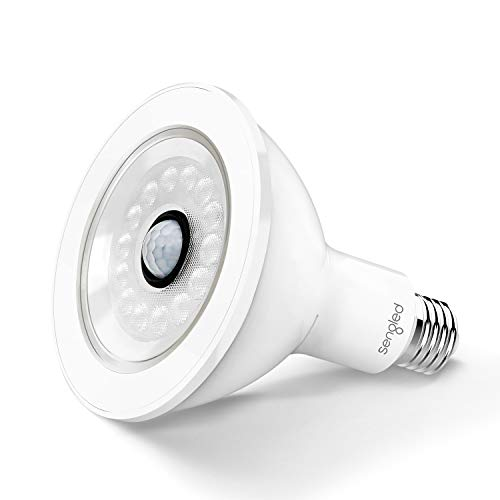 Outdoor Motion Activated Light Bulb Socket in US - 6