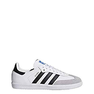 925836ac97ed Image Unavailable. Image not available for. Color  adidas Originals Samba  OG J White Black ...