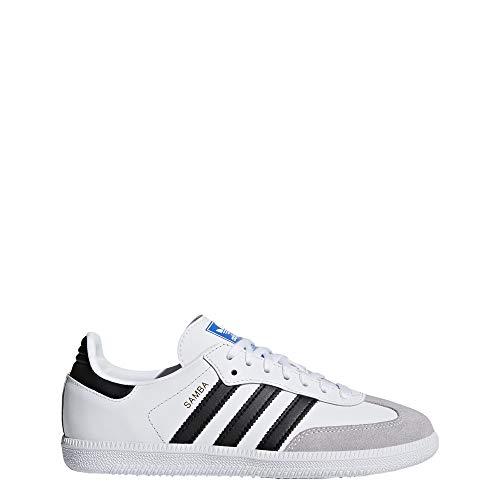Adidas 000 J Fitness Og Samba blanco Mixte Chaussures De Blanc Enfant vn7nWB