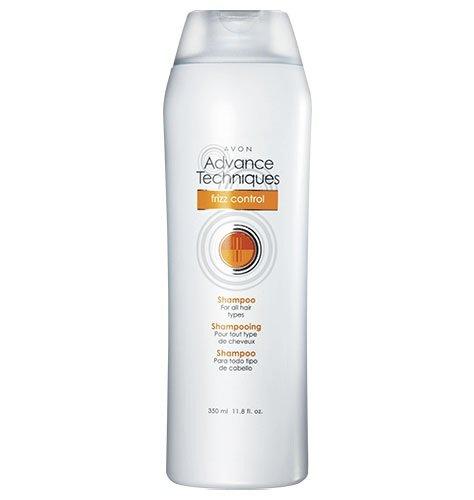 Avon Advance Techniques Frizz control Shampoo