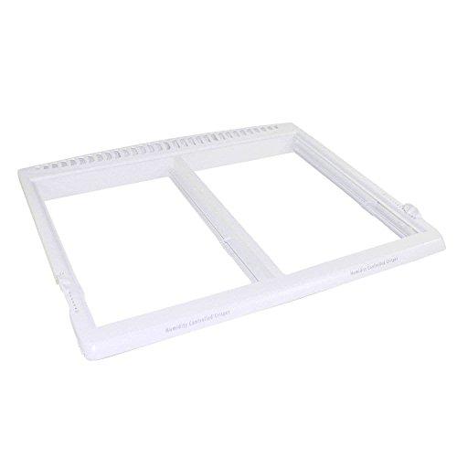 (Frigidaire 240364718 Crisper Pan Cover for Refrigerator)