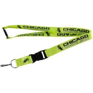- MLB Chicago White Sox Neon Lanyard