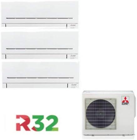 Climatizador mod.TRIALSPLIT Mitsubishi Electric MXZ-3F54VF + MSZ ...