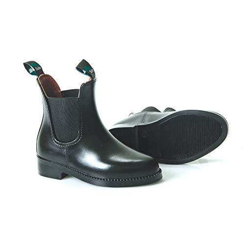 Dublin Unisex Universal Jodhpur Boots (8.5 US) (Black)
