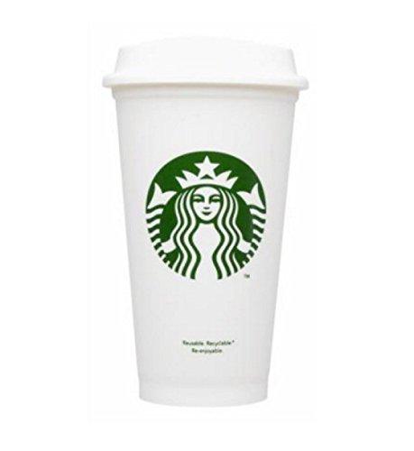Starbucks Travel Coffee Mugs - Starbucks Reusable Travel Cup To Go Coffee Cup (Grande 16 Oz)