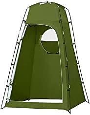 Camping Portable Privacy Shower Toilet Tent Camping Automatic Up Tent UV Function Fit for Outdoor Camping Hiki