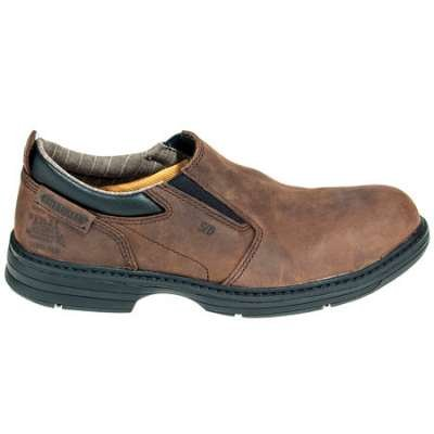 Caterpillar Men's Steel Toe 90100 ESD Slip-On Slip-Resistant Shoes