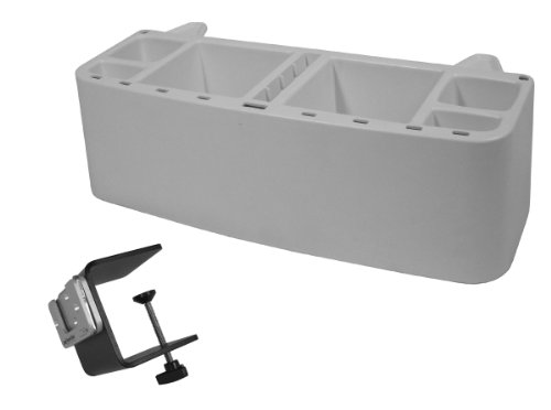 Kennel-Gear Professional Grooming Caddy, White
