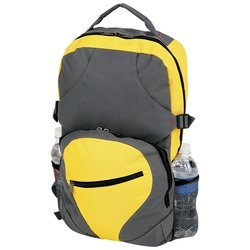 pak 600d poly backpack