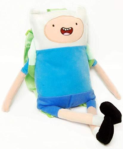 Adventure Time 17 Plush Backpack: Finn