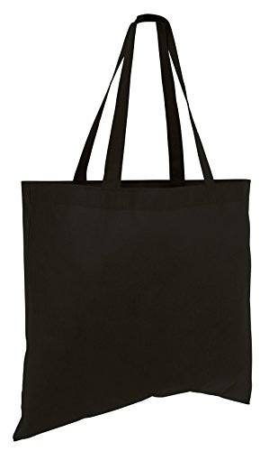 ((50 Pack) Set of 50 Cheap Budget Promotional Large Tote Bags)
