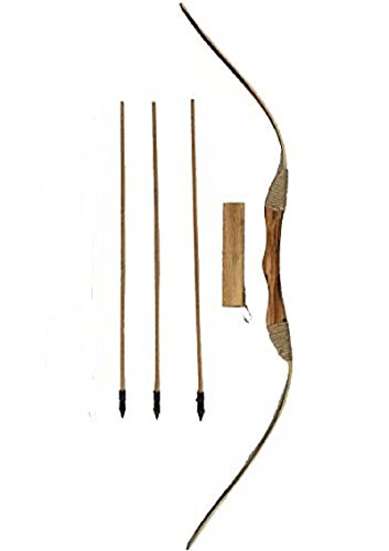 Bow Products : Oliasports Toy Bow and Arrow Set with 3 Arrows