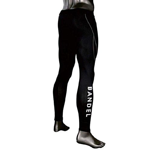 [LLサイズ] バンデル BANDEL トレーニングタイツ メンズ スポーツタイツ