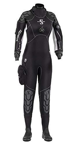 Scubapro Exodry Womens Drysuit, Small
