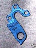 Pilo D25 Blue Derailleur Hanger - Fits: Marin #1 Nail-trail Rocky-ridge Indian-fire-trial Wold-ridge Attac