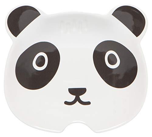 - Now Designs Stoneware Spoon Rest, Poppy Panda
