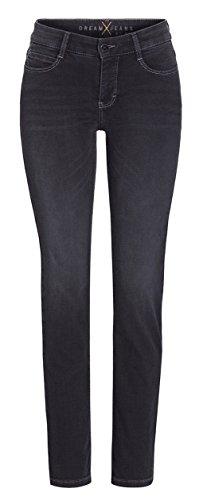 MAC Damen Jeans Dream 5401 soft black used D925 (00/30)