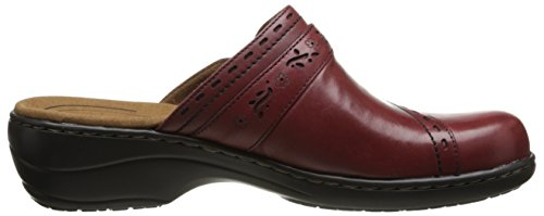 Rockport Cobb Hill Womens Revmist Mule Red