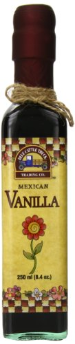 Price comparison product image Blue Cattle Truck Trading Original Small Mexican Vanilla Extract,  8.4 Ounce