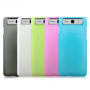 Matte Protective Case Cover For Kupai 8195 Smart Phone --- Color:Light Grey
