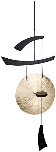 Woodstock Large Emperor Gong, Black by Woodstock Wind Chimes