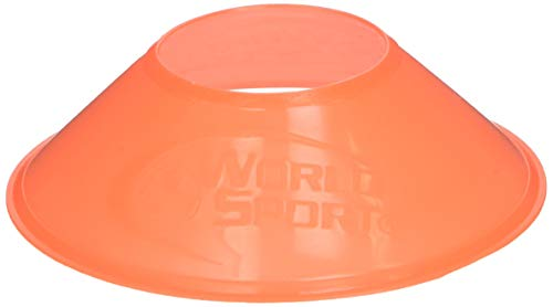 World Sport Mini Disc Cones 25 Pack (11 Colors to Choose from) from World Sport