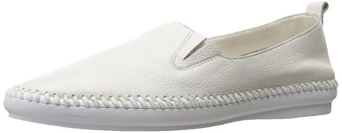 Kenneth Cole REACTION Women's Flick-ER Moccasin White 2014 for sale cheap sale Manchester free shipping pictures euDl5k