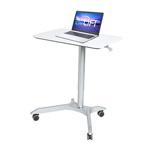 Height Adjustable Laptop Desk - Seville Classics AIRLIFT XL 28