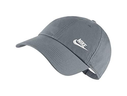 Nike Womens Futura Classic H86 Hat, Cool Grey, One Size