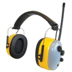 AM/FM Earmuff Hearing Protection Tools Equipment Hand Tools