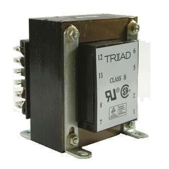 Power Transformers 130VA 24VCT at 5.4A 12V at 10.8A CHSMT by Triad Magnetics