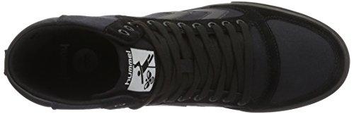 Hummel Stadil – 2001 Tonal Slimmer Unisex Collo black Nero Adulto Sneaker High A Alto r5RrxBqS