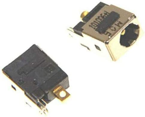 DC Power Jack Connector Compatible with Toshiba Satellite L655-S5106 L655-S5112BN L655D-S5066