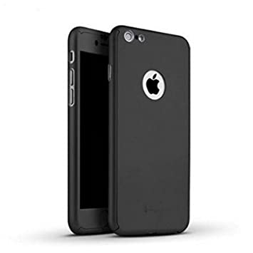 e823e5f459313 Casecart 360 Degree Hybrid Front Back Cover Case With Tempered Glass For  Apple  Iphone 6