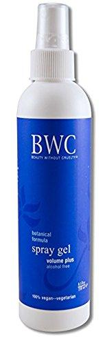 Beauty Without Cruelty 000056454703H Hair Gel Spray Volume 8.5 oz Liquid (8.5 Ounce Spray Gel)
