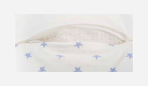 Träumeland Gigoteuse pour bébé Motif étoiles Bleu
