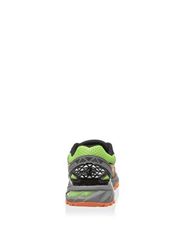 Asics Running Gel-Fujitrabuco 3 Gs Verde / Naranja / Negro